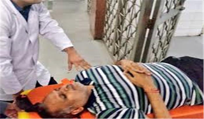 दिल्ली के स्वास्थ्य मंत्री सतेंद्र जैन की तबीयत बिगड़ी , राजीव गांधी में भर्ती करवाए गए