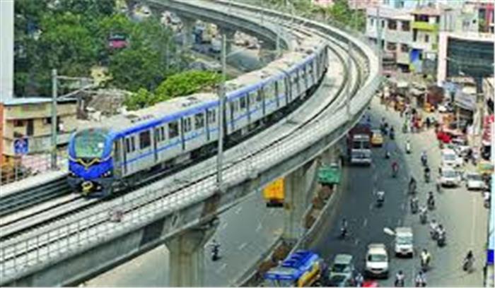यूपी को भी मिलेगा 'डबल इंजन' वाली सरकार का फायदा, अब नोएडा के सेक्टर 62 तक दौड़ेगी मेट्रो