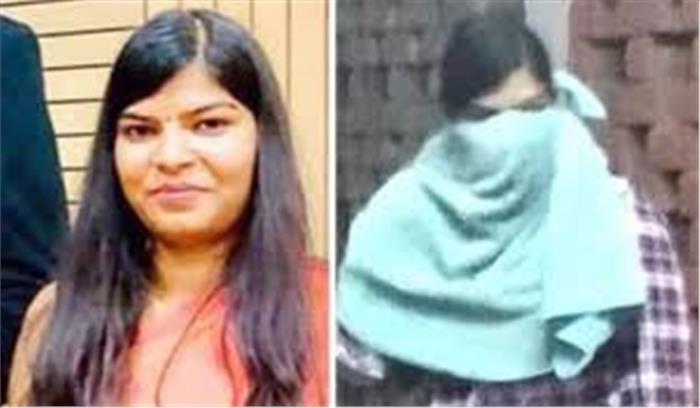 जेएनयू हिंसा की नकाबपोश युवती के चहरे से पर्दा हटा , कोमस शर्मा उर्फ सारा वशिष्ठ से पूछताछ करेगी पुलिस