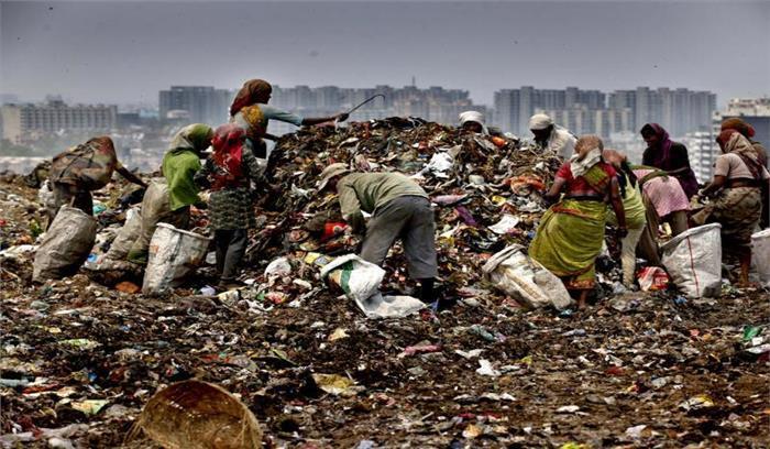 दिल्ली-मेरठ एक्सप्रेस-वे के निर्माण करने के लिए होगा 65 फीसदी कचरे का इस्तेमाल