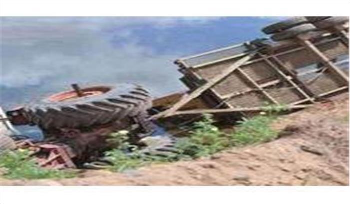 पूर्णागिरी मंदिर में दर्शन के लिए जा रहे श्रद्धालुओं की ट्राॅली पलटी, 20 से ज्यादा घायल
