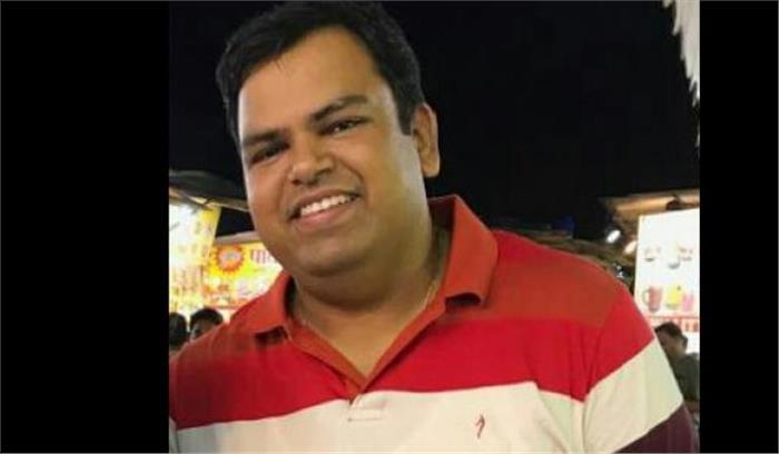 बक्सर के डीएम ने गाजियाबाद में की आत्महत्या, सुसाइड नोट में पत्नी और माता—पिता के बीच झगड़े को बताया वजह