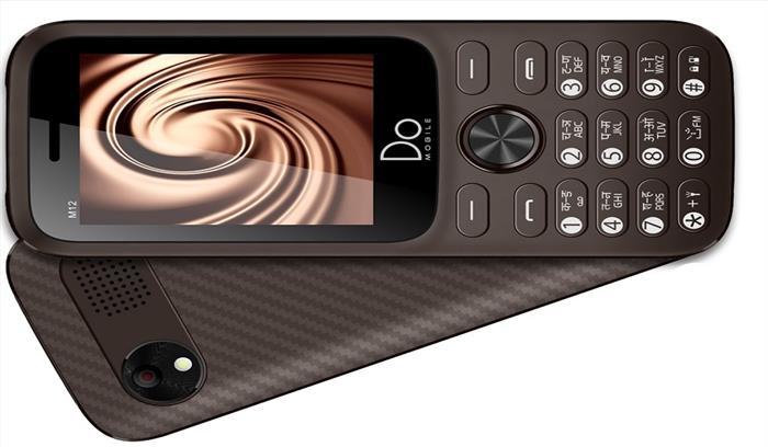 999 रुपये में एक फोन जो बदल देगा आपकी सोच , DO मोबाइल ने फीचर फोन सेगमेंट में लॉंच किया M12