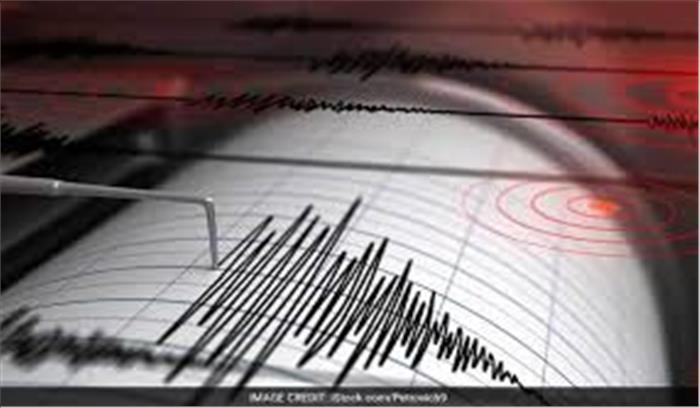 breaking news - दिल्ली -एनसीआर में फिर 47 तीव्रता का भूकंप  राजस्थान का अलवर रहा केंद्र