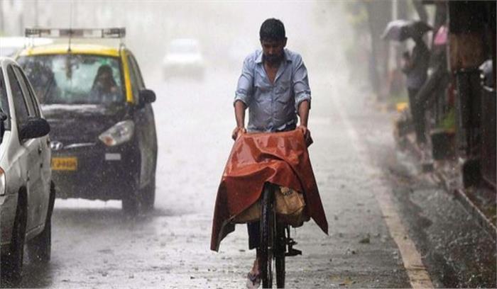 LIVE - पाकिस्तान के चलते दिल्ली समेत उत्तर भारत में बदला मौसम , अगले कुछ दिन बदला-बदला रहेगा मौसम