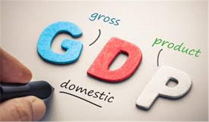 आज जारी होंगे GDP ग्रोथ के आंकड़े , पूर्व में सरकार ने जताया था 5 फीसदी के आसपास रहने का अनुमान