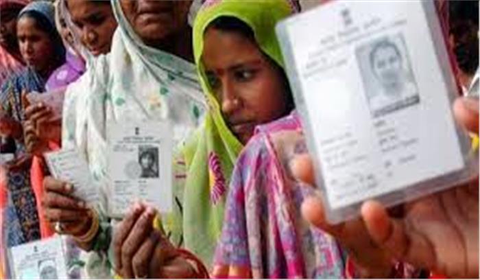 यूपी में 4 चरणों में पंचायत चुनाव का ऐलान , 2 मई को आएंगे नतीजें , जानें कब कब कहां होगा मतदान