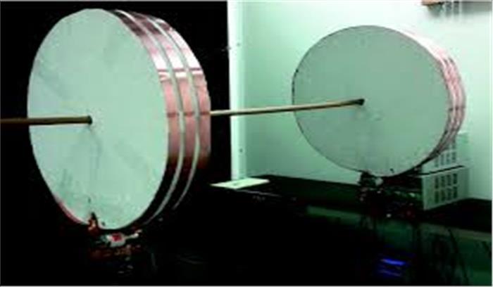 वैज्ञानिकों का दावा, इस मशीन के आगे से गुजरने मात्र से हो जाएंगे इलेक्ट्रिक उपकरण चार्ज