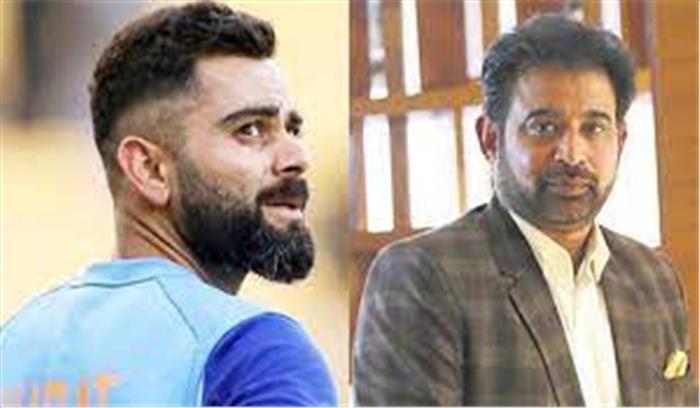 विराट कोहली और सलेक्शन कमेटी प्रमुख चेतन शर्मा भिड़े , टेस्ट सीरीज से पहले सलेक्शन पर विवाद