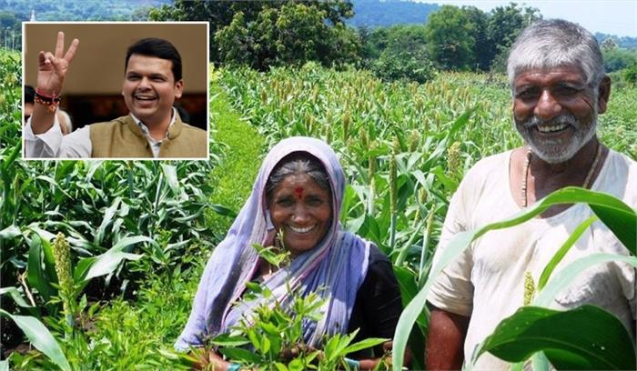 महाराष्ट्र किसान आंदोलन खत्म, देवेन्द्र फडणवीस सरकार ने दिया मांगें मानने का आश्वासन