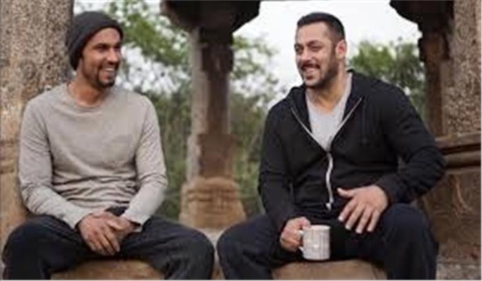 VIDEO - दबंग सलमान खान से भिड़ने के लिए रणदीप हुड्डा ने किया यह काम, भाईजान को किया आगाह