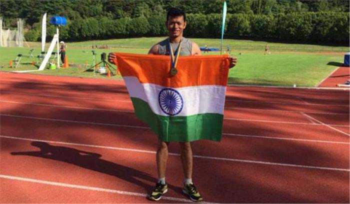 प्रथम राष्ट्रीय मास्टर्स गेम्स प्रतियोगिता में उत्तराखंडी खिलाड़ियों का जलवा, दीपक नेगी ने जीते 2 स्वर्ण पदक