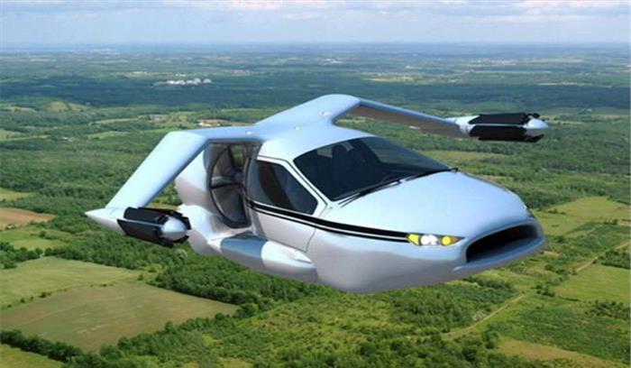अब लोगों को मिलेगा जाम से निजात, स्वीडिश कंपनी 2019 में लाॅन्च करेगी उड़ने वाली कार