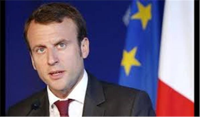 मोदी सरकार राफेल डील पर विपक्ष को खुलकर दे बहस की चुनौती, हमें आपत्ति नहीं - फ्रांस के राष्ट्रपति