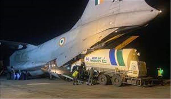 राहत वाली खबर - भारतीय वायुसेना का