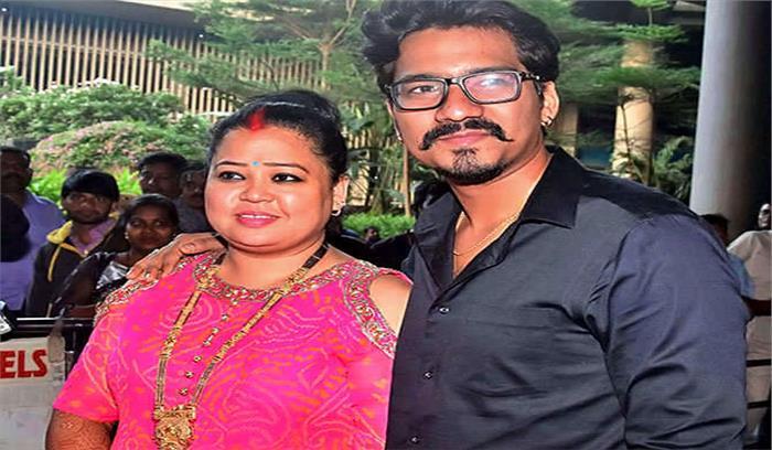 कॉमेडियन भारती सिंह की शादी के बाद पहली फोटो सामने आई