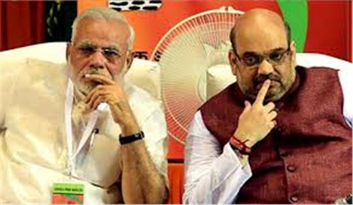 गुजरात विधानसभा चुनाव- पिछले तीन सालों में पहली बार घबराई नजर आ रही है भाजपा