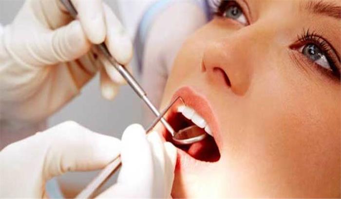 95 फीसदी भारतीय को है दांतों की बीमारी,रिपोर्ट में हुआ खुलासा