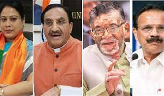 LIVE - केंद्रीय मंत्री हर्षवर्धन- पोखरियाल समेत 8 मंत्रियों का इस्तीफा , टीम मोदी में प्रोफेशनल को मौका