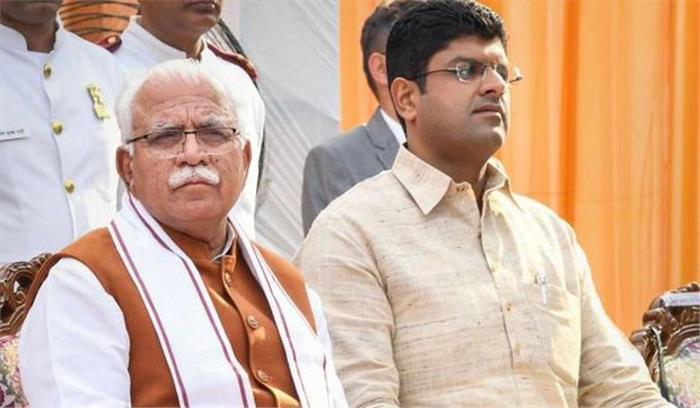 LIVE - हरियाणा की खट्टर सरकार का हुआ विस्तार , 6 कैबिनेट मंत्री तो 4 राज्यमंत्री बनाए गए
