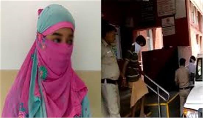 पंचकुला में महिला की इज्जत हुई तार-तार, 40 लोगों ने 4 दिनों तक महिला से किया दुष्कर्म, एएसआई और चौकी इंजार्च सस्पेंड