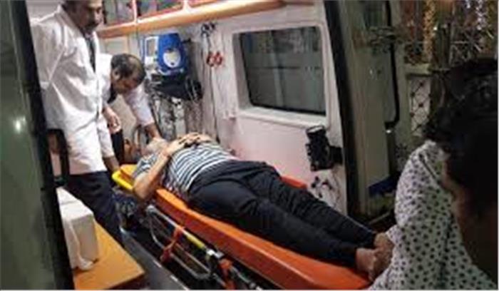दिल्ली के स्वास्थ्य मंत्री सतेंद्र जैन की तबीयत बिगड़ी , फेफड़ों में संक्रमण के बाद ऑक्सीजन सपोर्ट पर