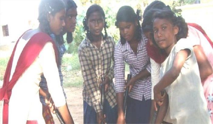 महिला सशक्तिकरण का अनूठा उदाहरण है झारखंड का ये गांव, हर लड़की खेलती है हाॅकी