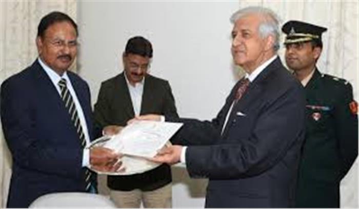 गोविंद बल्लभ पंत कृषि एवं प्रौद्योगिकी विवि पंतनगर को मिला गवर्नर्स बेस्ट यूनिवर्सिटी का अवार्ड, यूओयू और एचएनबी दूसरे और तीसरे स्थान पर रहे