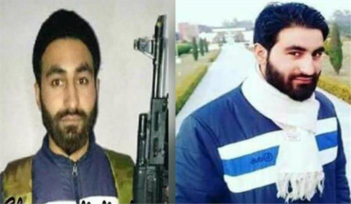 हिजबुल मुजाहिद्दीन ने किया साफ- हां AMU स्कॉलर मन्नान वानी बन गया हमारा आतंकी