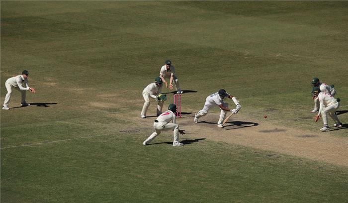 IND vs AUS तीसरा टेस्ट ड्रा , कंगारुओं के सामने 43 ओवर तक
