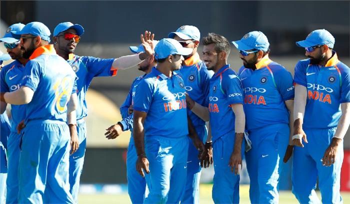 LIVE IND VS NZ -भारत ने न्यूजीलैंड में रचा नया इतिहास , 3-0 से सीरीज पर कब्जा