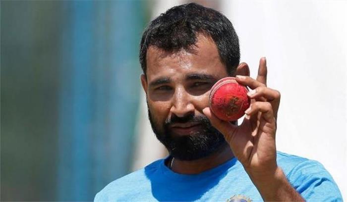 अमेरिका ने भारतीय गेंदबाज मोहम्मद शमी को नहीं दिया वीजा, BCCI की दखल के बाद मिली राहत
