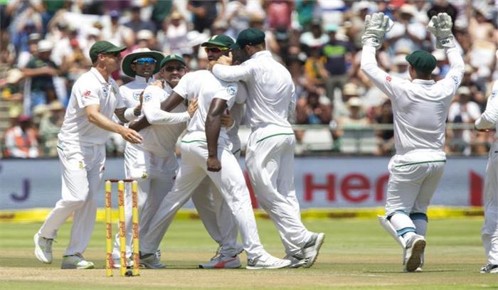 एक बार फिर फेल हुई भारतीय बल्लेबाजी, दूसरा टेस्ट 135 रनों से हारा भारत