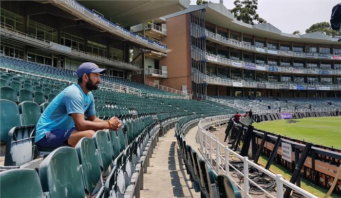 live - भारत ने टॉस जीता, करेगा पहले बल्लेबाजी, मैच में उतारे 5 तेज गेंदबाज