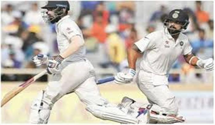 कल से शुरू होने वाले मेलबर्न टेस्ट के लिए टीम इंडिया का हुआ ऐलान, मुरली और राहुल हुए बाहर
