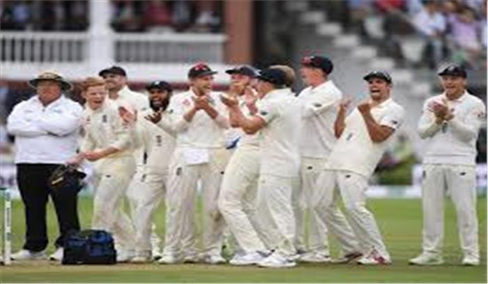 एंडरसन-ब्राॅड के 'तूफान' में उड़े भारतीय कागजी शेर, एक पारी और 159 रनों से मिली करारी हार