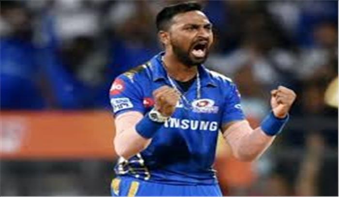 भारत - श्रीलंका T 20 सीरीज - क्रुणाल पांड्या को हुआ कोरोना , आज होने वाला टी-20 मुकाबला सस्पेंड