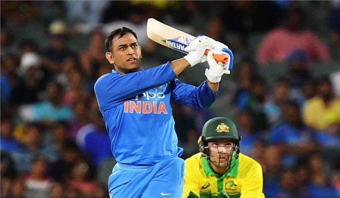 कोहली के शतक और धोनी के सिक्स से जीता भारत , सीरीज 1-1 से बराबर