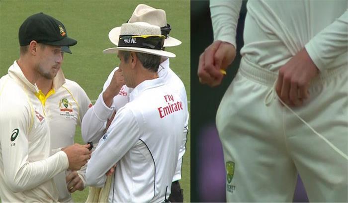 ऑस्ट्रेलियाई क्रिकेटर कैमरन बेनक्राफ्ट का खुलासा- वॉर्नर ने मुझे गेंद से छेड़छाड़ करने के लिए उकसाया था