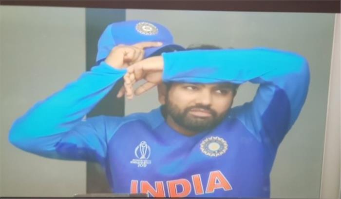IND vs NZ Semi Final LIVE - भारत विश्वकप से बाहर , न्यूजीलैंड ने मुकाबला 18 रनों से जीता