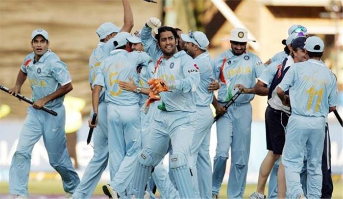 भारत-पाकिस्तान के बीच ऐतिहासिक क्रिकेट मैच के वो 5 मिनट, जिसमें पाक के दिग्गज गेंदबाज स्टंप पर सीधी गेंद तक नहीं मार सके...देखे वीडियो