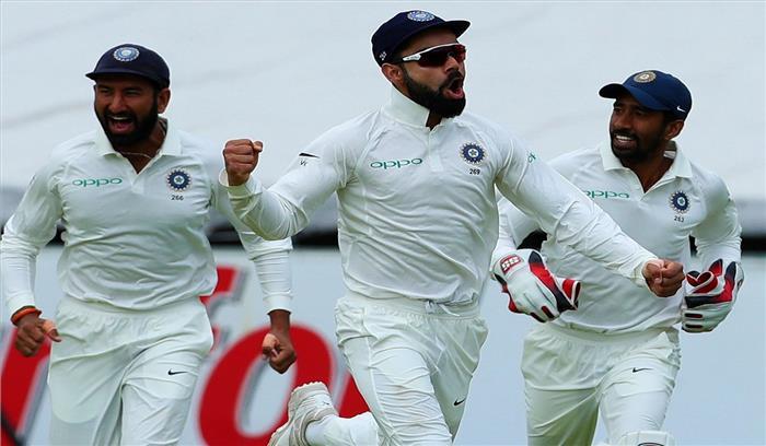 LIVE- भारतीय गेंदबाजों का कमाल, दक्षिण अफ्रीका को 130 पर थामा, जीतने के लिए 208 रनों का लक्ष्य