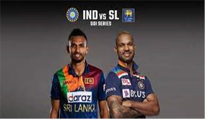 भारत श्रीलंका वन सीरीज - पहला मैच कोरोना की भेट चढ़ा , मेजबान टीम के कोच ग्रांट फ्लावर कोरोना संक्रमित