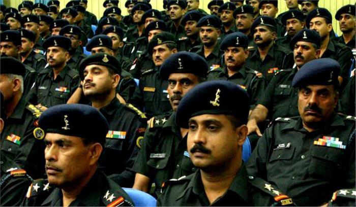 भारतीय सेना के JCO को MODI सरकार ने दिया बड़ा झटका , वेतन वृद्धि संबधी मांग को खारिज