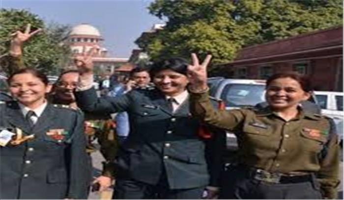 भारतीय सेना में अब महिला अफसर भी पा सकेंगी स्थायी कमीशन, सुप्रीम कोर्ट की दखल के बाद रक्षा मंत्रालय ने दी मंजूरी