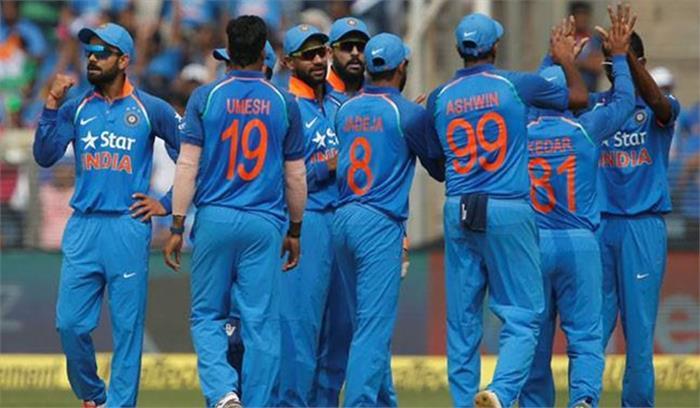 चैंपियंस ट्रॉफी हारने के बाद रैंकिंग में धड़ाम से गिरी भारतीय टीम,  वन डे रैंकिंग में एक पायदान पीछे खिसकी