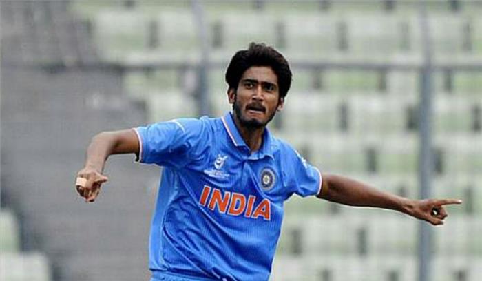ICC ने भारतीय तेज गेंदबाज खलील अहमद को दी चेतावनी , कोड ऑफ कंडक्ट के लेवल-1 के उल्लंघन का दोषी माना