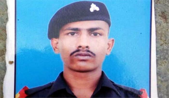 पाकिस्तान से आज रिहा होगा भारतीय जवान चंदू बाबूलाल गलती से चला गया था सीमा पार
