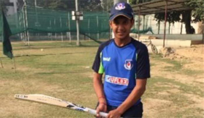 हल्द्वानी के आर्यन जुयाल न्यूजीलैंड में दिखाएंगे अपना जलवा, अंडर -19 क्रिकेट वर्ल्ड कप के लिए भारतीय टीम में हुआ चयन