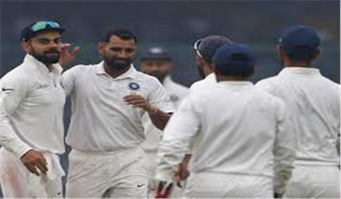 भारत-इंग्लैंड टेस्ट मैचों के हुआ टीम का ऐलान, रोहित-भुवी बाहर, ऋषभ पंत करेंगे डेब्यू